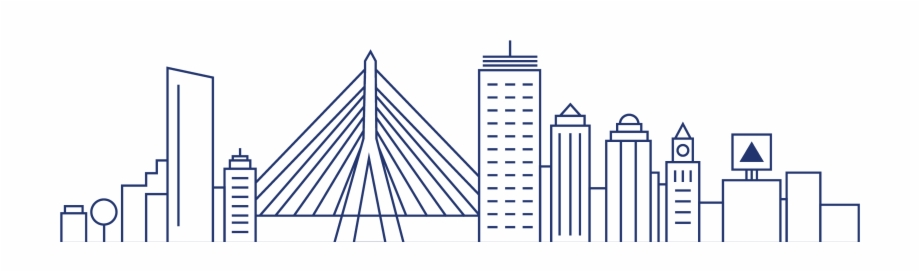 Boston Skyline Png Free PNG Images & Clipart Download #1077565.