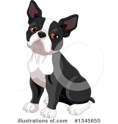 Boston Terrier Clipart #1345655.