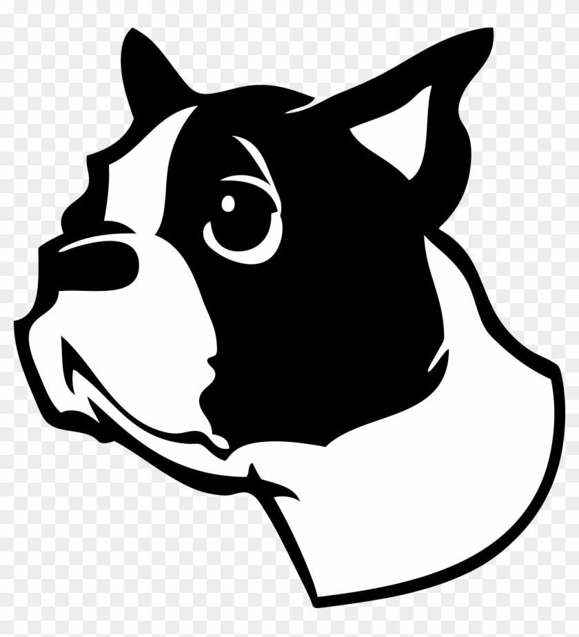 Boston Terrier Art, Boston Terrior, Boston Art, Dog.