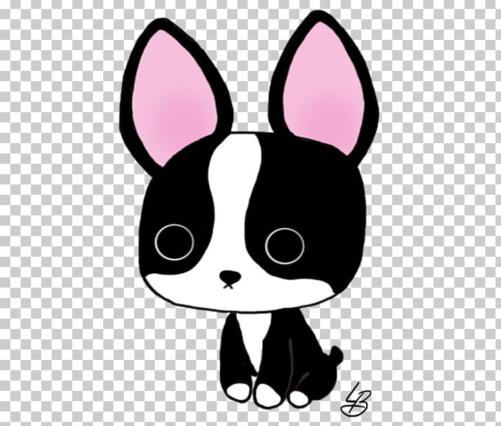 Boston Terrier Puppy Dog Breed Whiskers PNG, Clipart, Animals, Black.