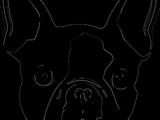 Boston Terrier Clipart Chibi Simple Boston Terrier Drawing.