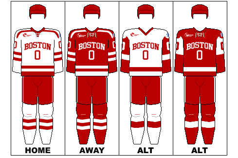 Boston University Terriers men's ice hockey.