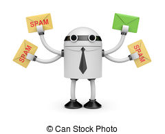 Bot Clip Art and Stock Illustrations. 728 Bot EPS illustrations.
