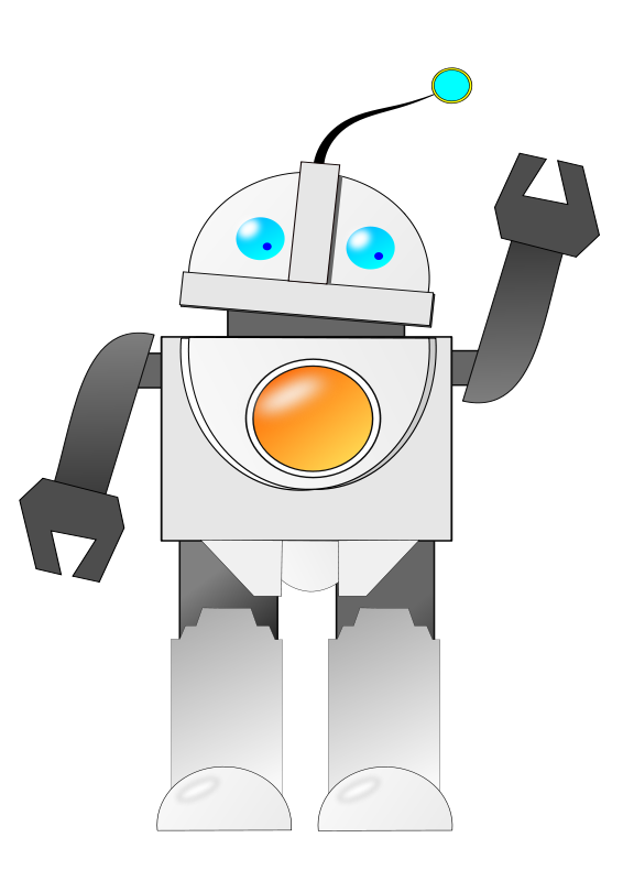 Free Clipart: Bot.