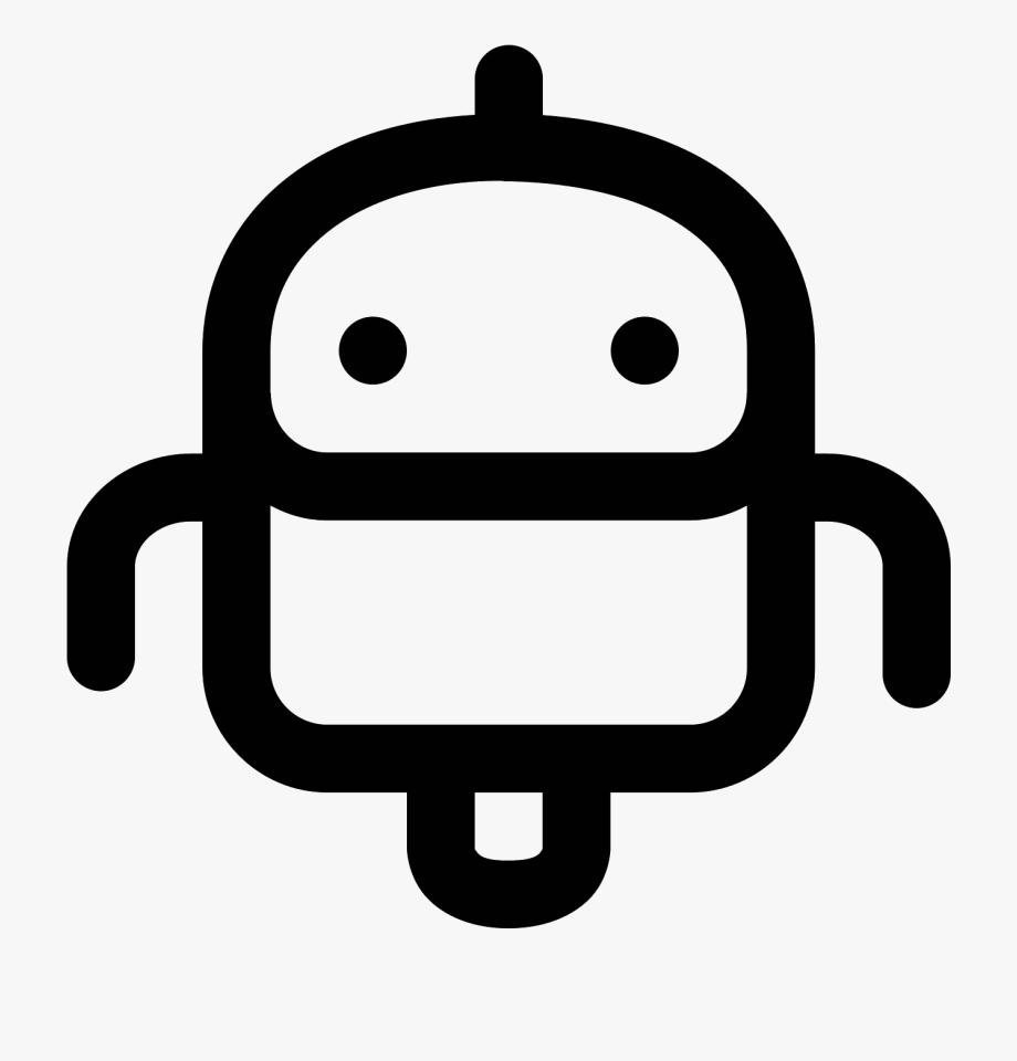 Robot Png.