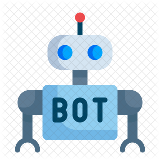 Robot Icon Png #81716.