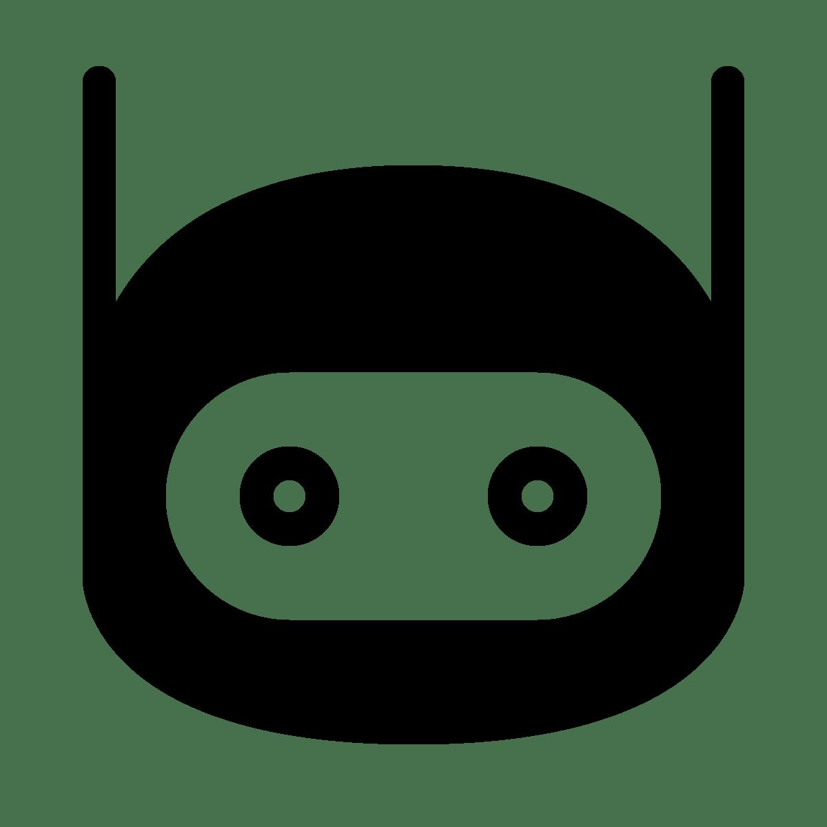 Bot Eyes Awe transparent PNG.