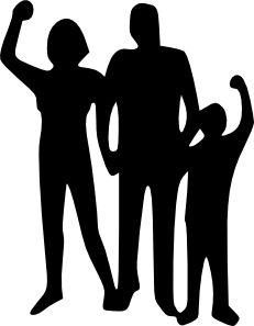 Family clip art.