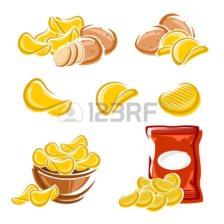 1,248 Chips Bag Stock Vector Illustration And Royalty Free Chips.
