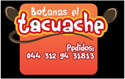 Botanas El Tacuache (@BotanasTacuache).