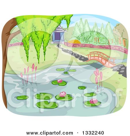Botanic garden clipart #17