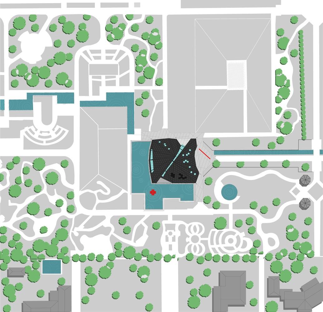 Gallery of Denver Botanic Gardens' Science Pyramid / BURKETTDESIGN.