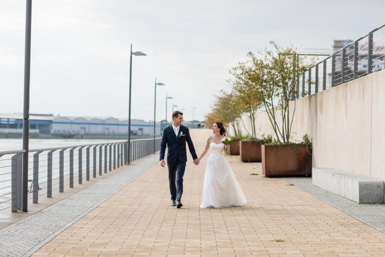 Als Hochzeitsfotograf in der Botanika Bremen.