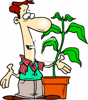Botanist clipart #1
