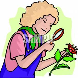 Botanist clipart #15