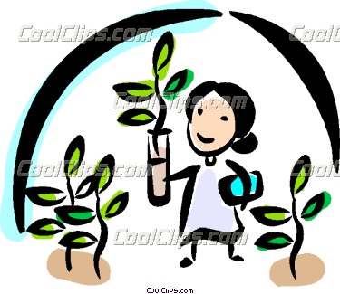 Image Gallery of Botanist Clipart.