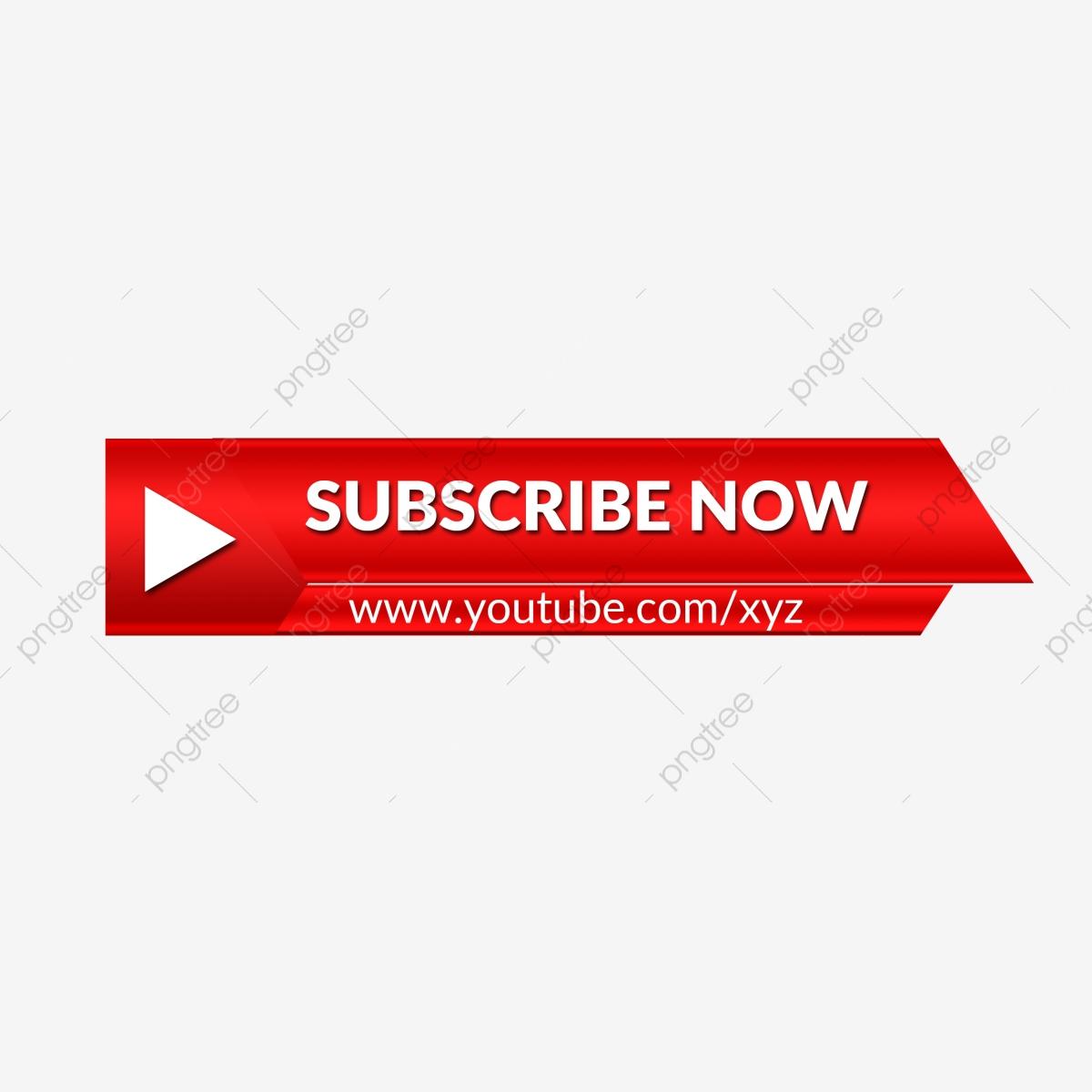 Youtube Inscrever Se Agora Botão ícone Atraente, Banner, Botão.