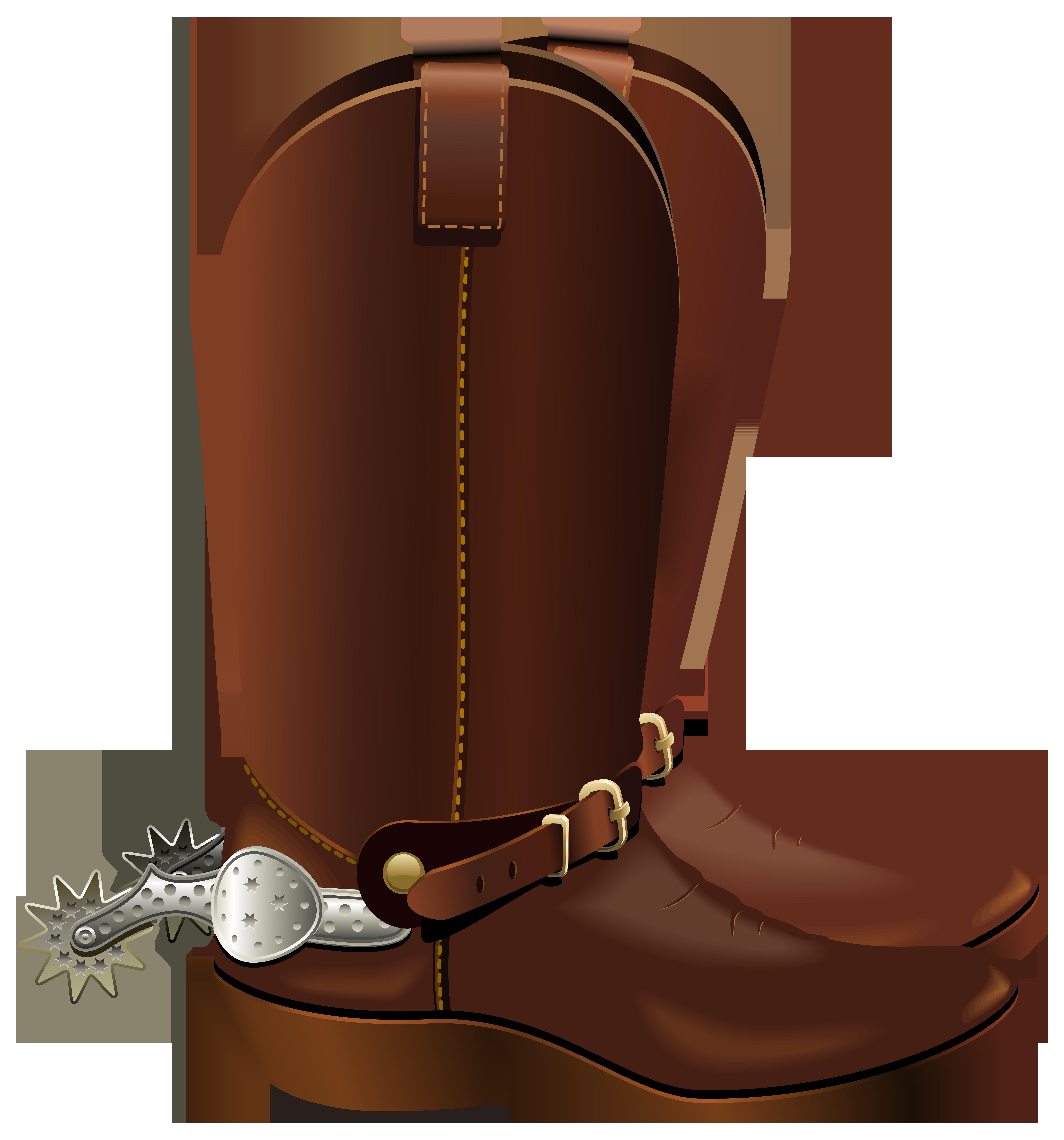 Cowboy Boots Png Clipart.