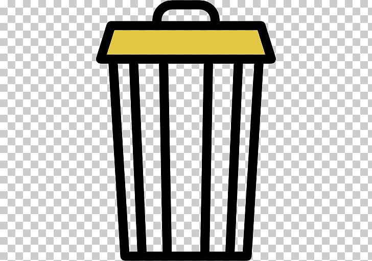 Gráficos escalables icono de residuos, bote de basura PNG.