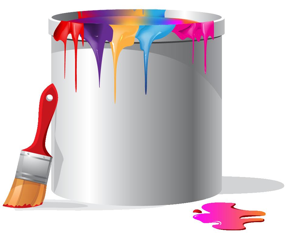 Bote pintura png 5 » PNG Image.
