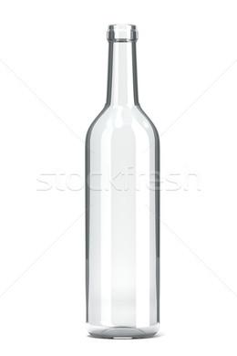Download Botella Vacía clipart Glass bottle.