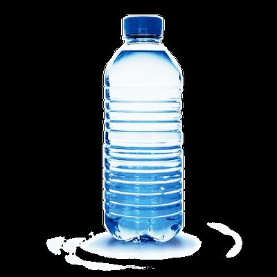 Botella imagen PNG transparente.