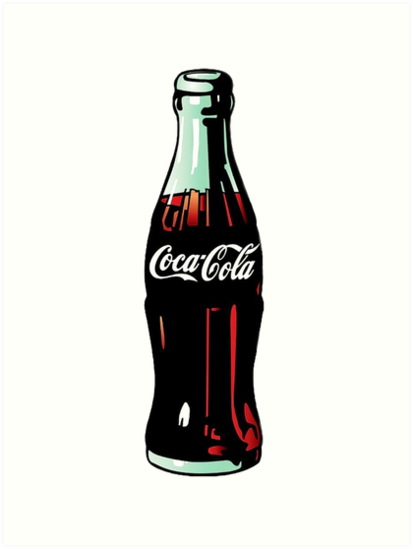 'Pop Art Coca.