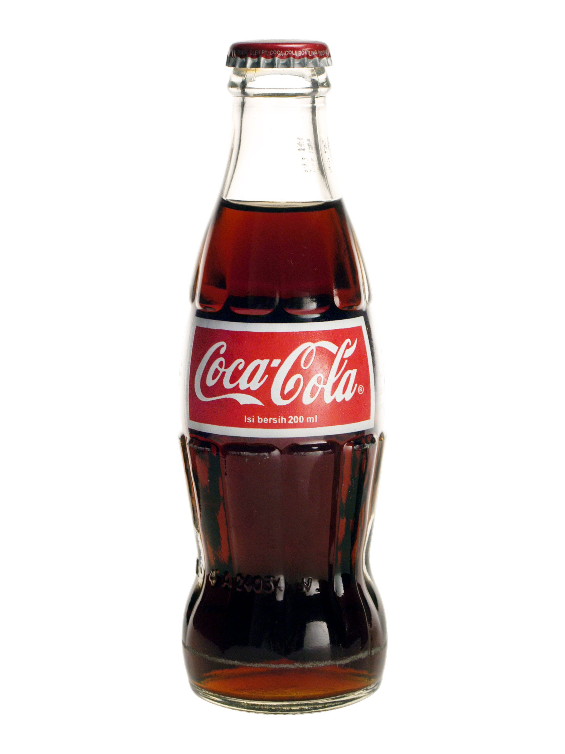 Have a Coke and a smile.