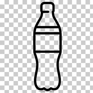 Botella, botellas de agua botella de plástico dibujo.