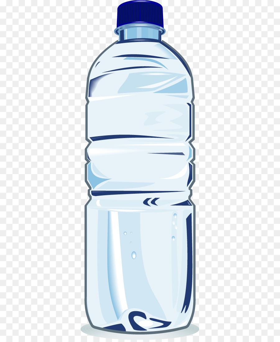 Las Bebidas Gaseosas, Botella De Plástico, Botella imagen.