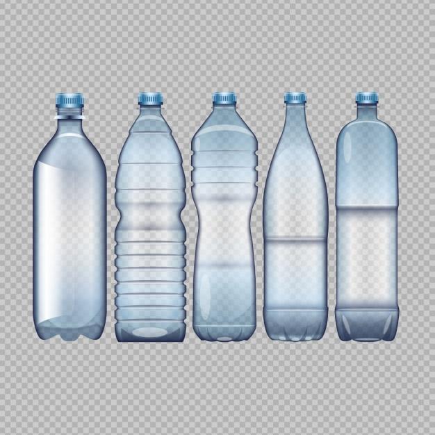 Botella De Plastico.