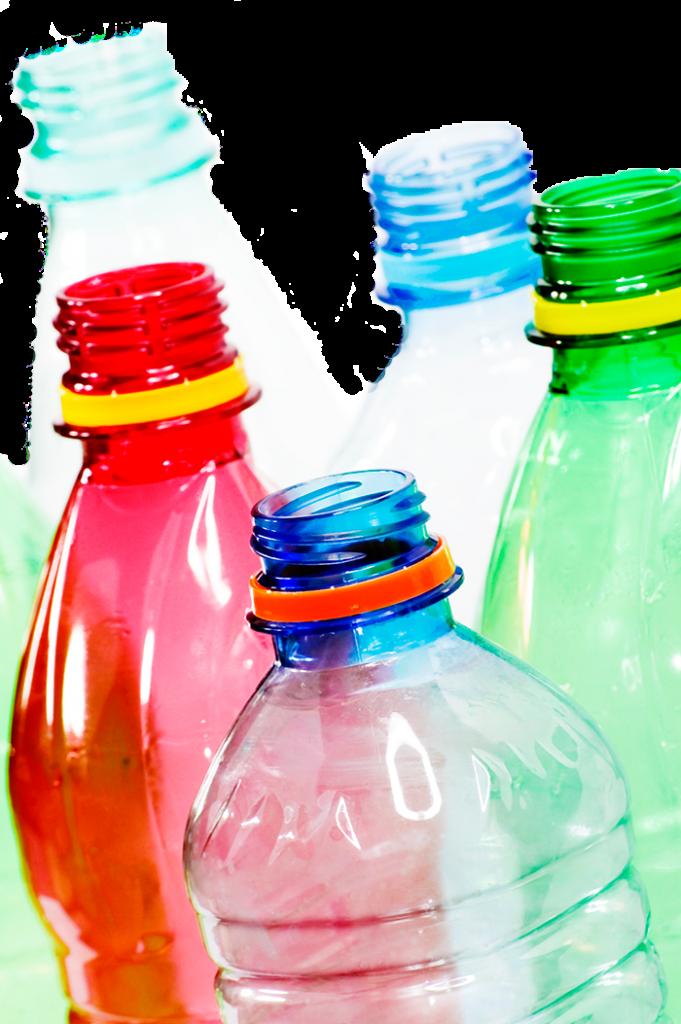 Botellas De Plastico Png Vector, Clipart, PSD.