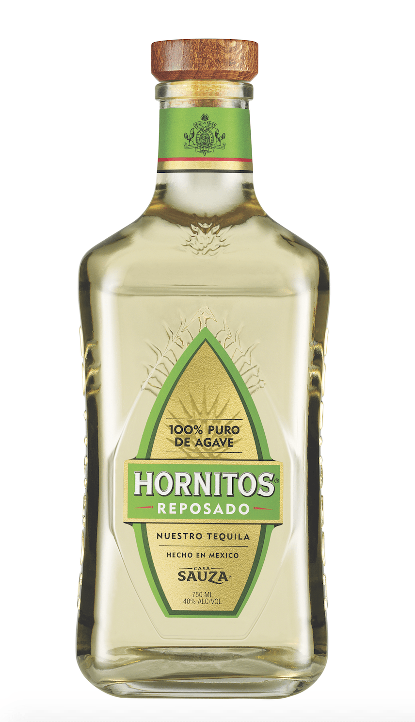 Sauza Tequila Hornitos.