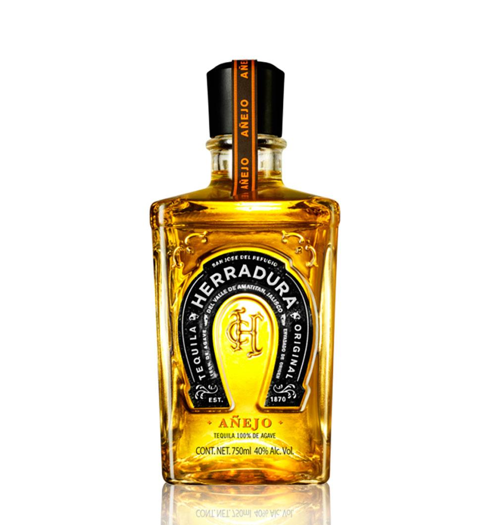 Tequila Herradura Añejo 750ml.