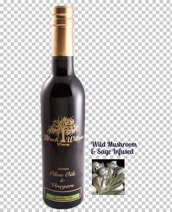 Licor postre vino botella de vino, setas PNG Clipart.