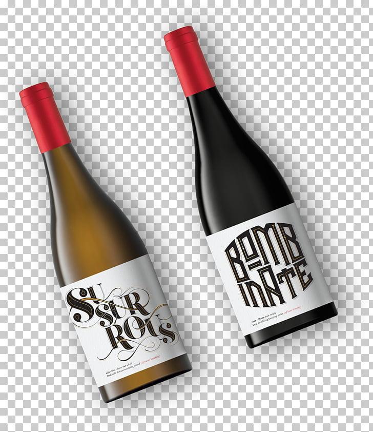 Vino cerveza botella licor cristal botella vino PNG Clipart.