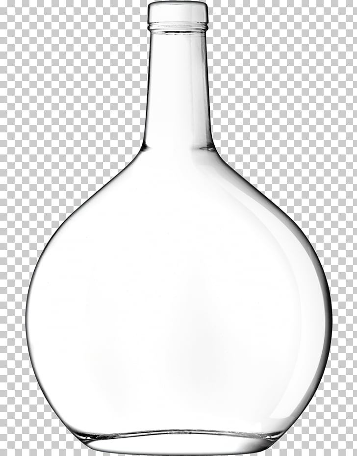 Botella de vidrio vidrio reciclado frascos de laboratorio.