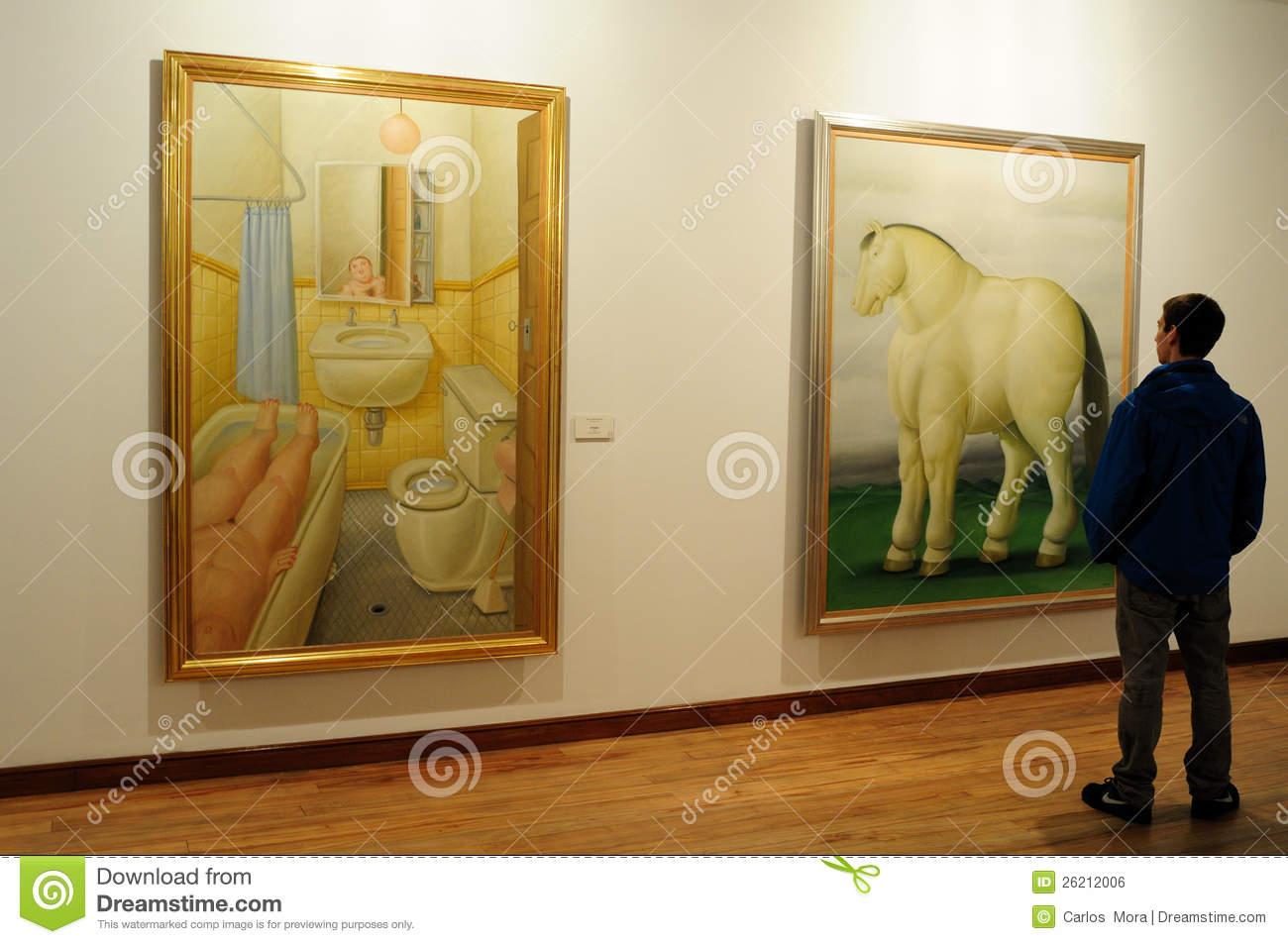 Museo Botero.