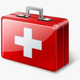 779 First Aid Kit free clipart.