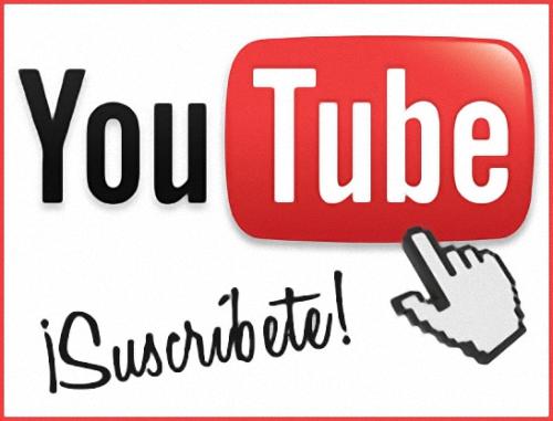 Insertar el botón de Suscripción de YouTube en Wordpress.