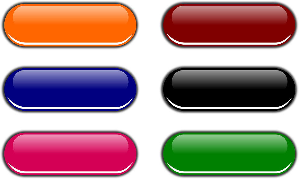 HD Free Web Buttons Png.
