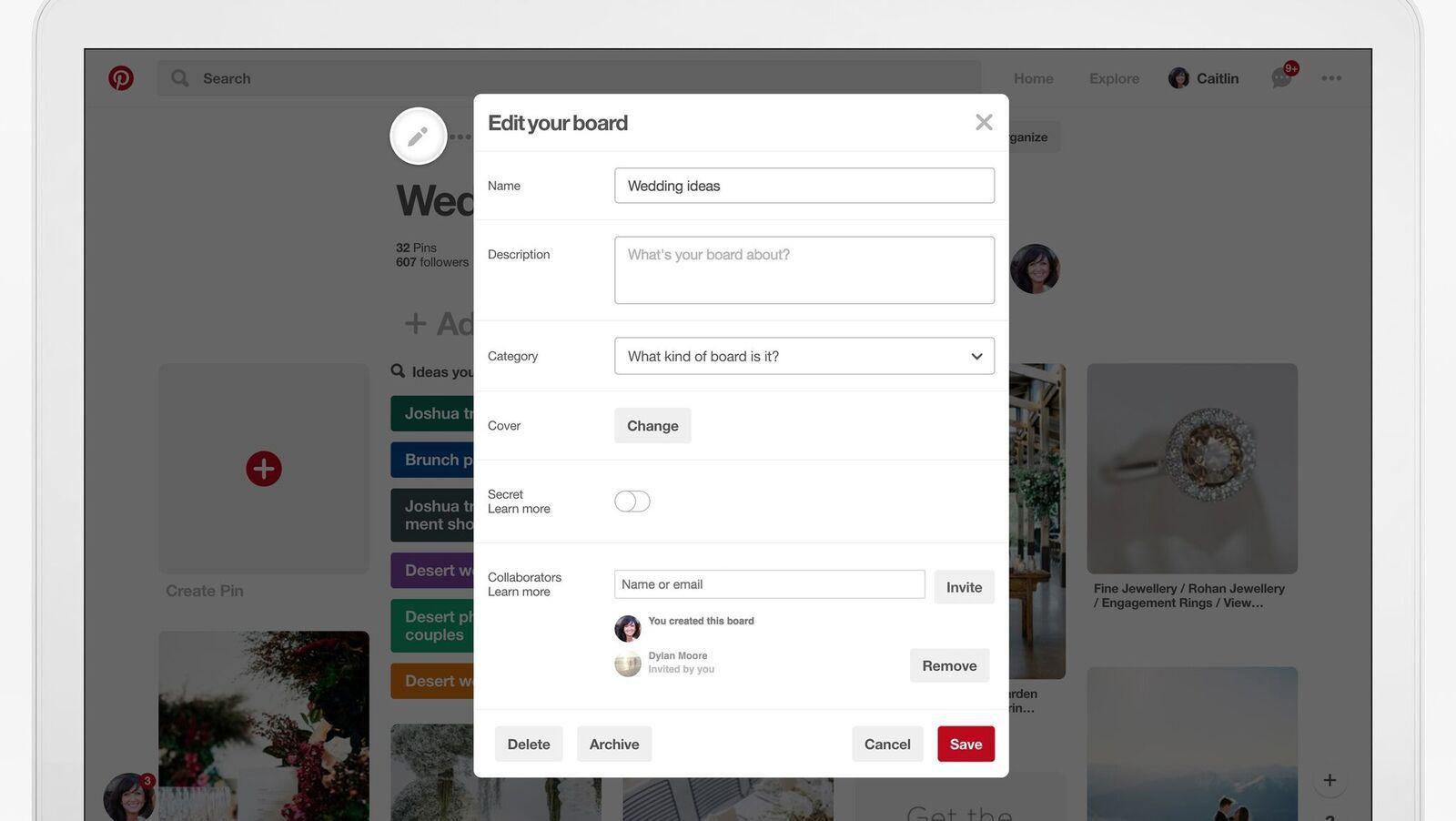 Pinterest: Tips muy prácticos para sacar provecho a su nuevo.