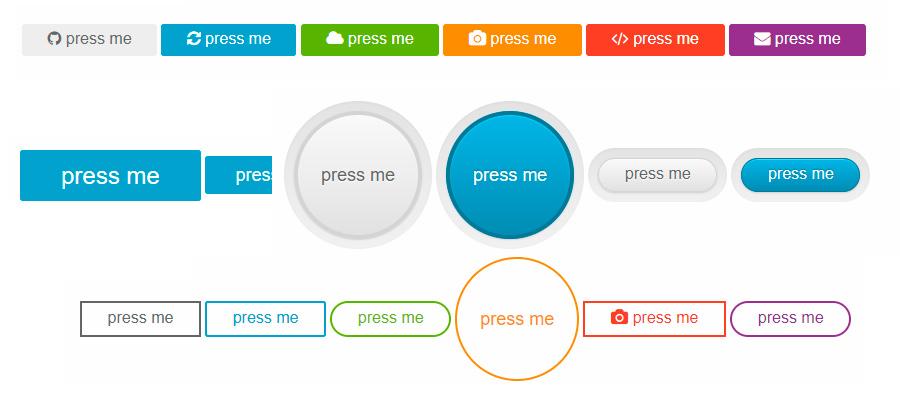 Cómo crear botones web gratis con los que marcar la diferencia.