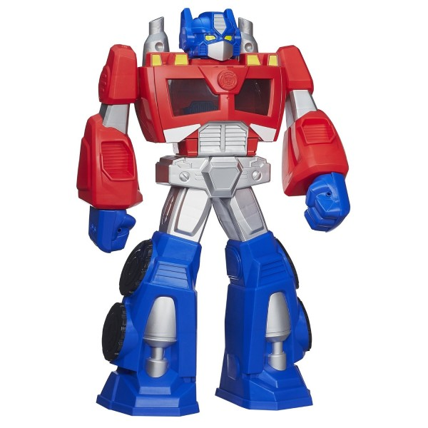 Transformers Rescue Bots Epic Optimus Prime Figure $9.74.