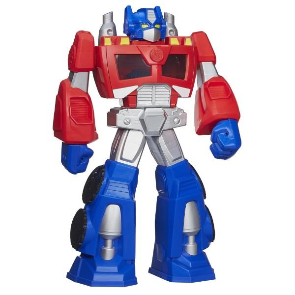 Transformers Rescue Bots Epic Optimus Prime Figure $9.74.