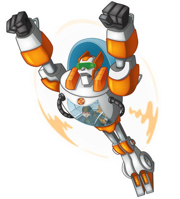 Transformers Rescue Bots: Character Profiles.