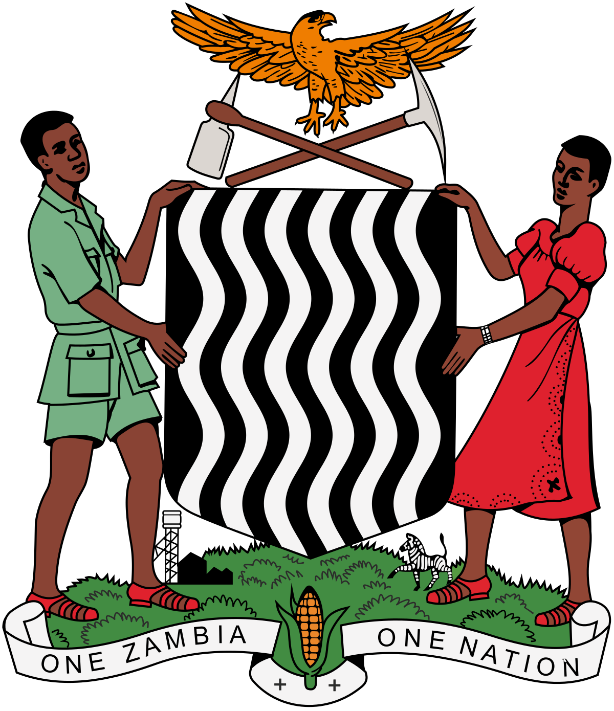 Foreign relations of Zambia.