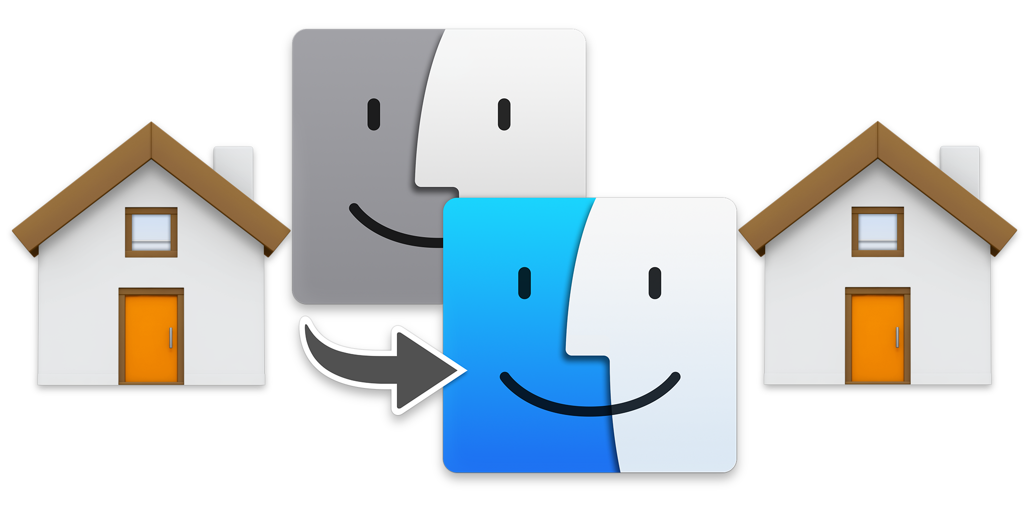 How to move your Mac user folder to a separate drive from the boot.