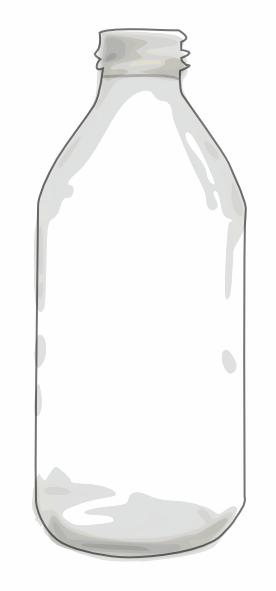 Bottle Clipart.