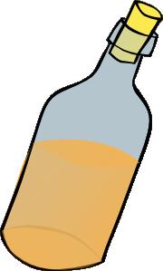 Bottle clip art Free Vector / 4Vector.